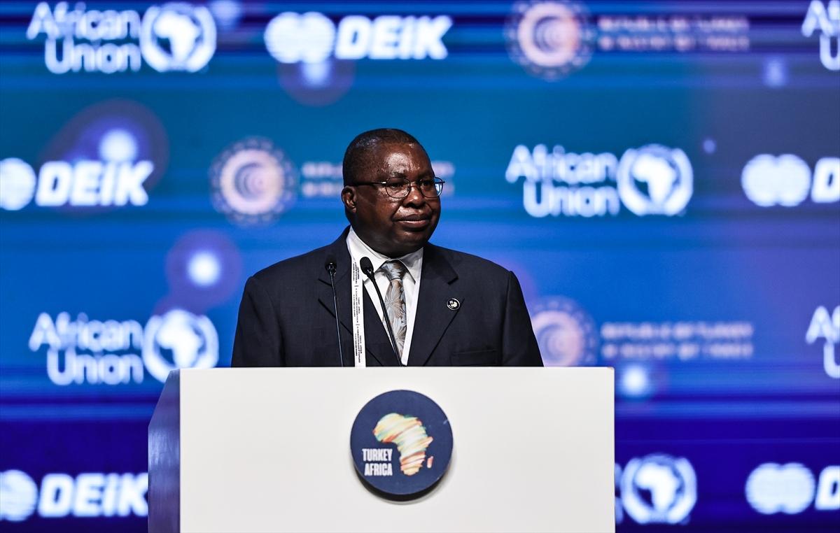 Türkiye-Afrika 3. Ekonomi ve İş Forumu sona erdi