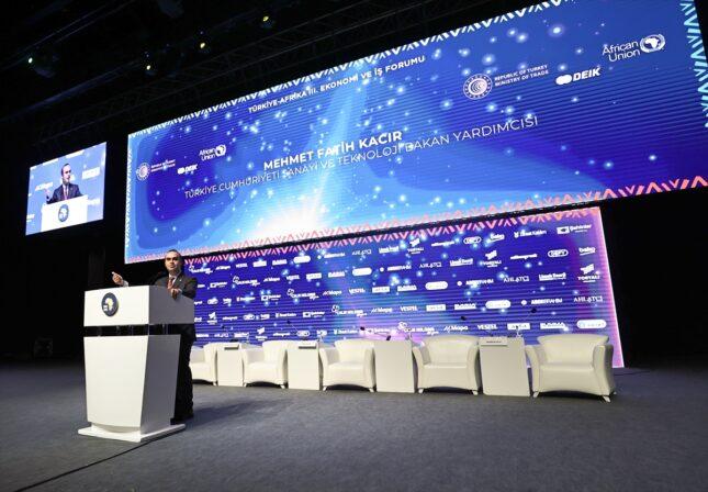 Türkiye-Afrika 3. Ekonomi ve İş Forumu