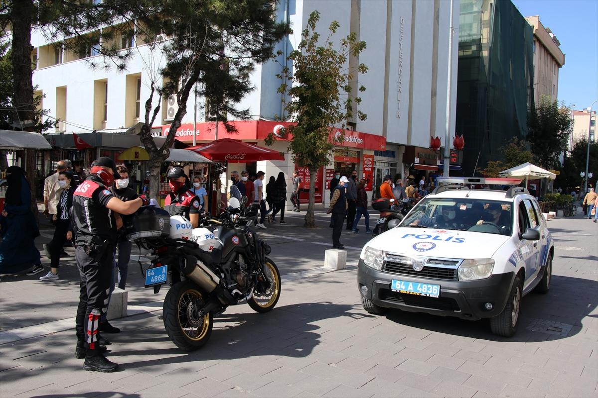 Uşak ve Denizli'deki Kovid-19 vakası artışlarından vatandaş da endişeli